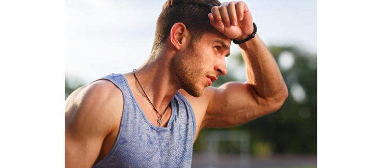 benefits of sweating in summer