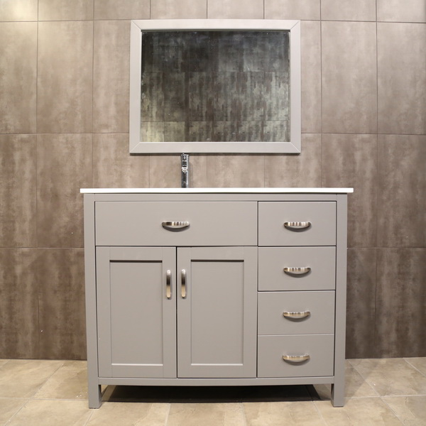 "36"" Vanity - UF36 Storage Cabinets Vanities 