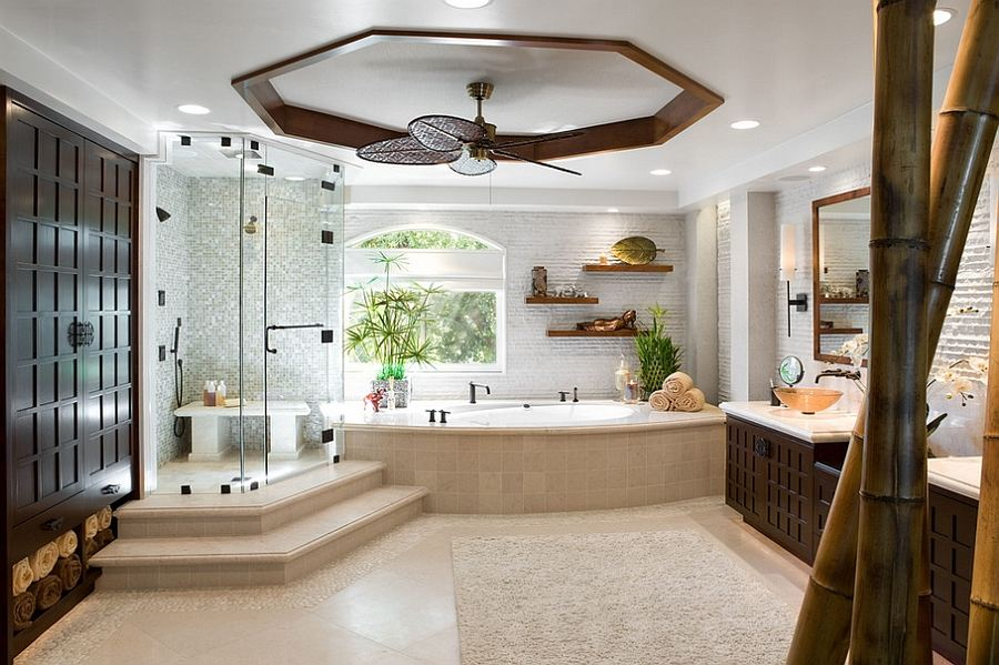 Luxurious Bathroom Designs Elegant Modern Design
