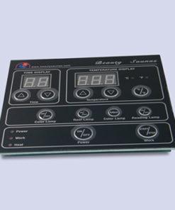 square josen sauna keypad